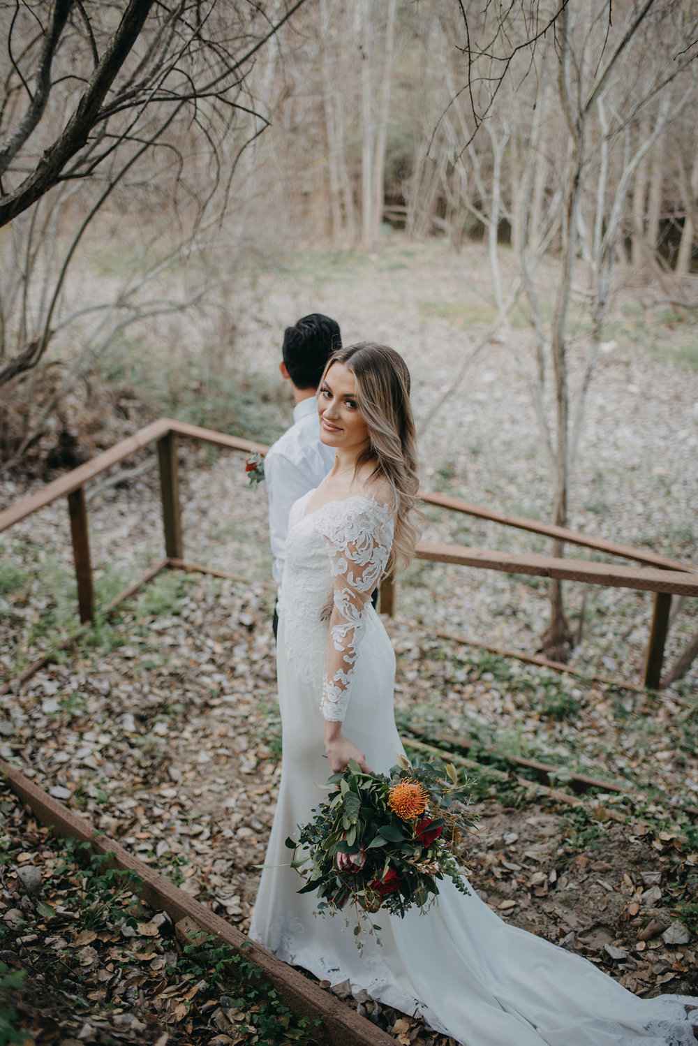 boho wedding fantasy wedding chicks feature
