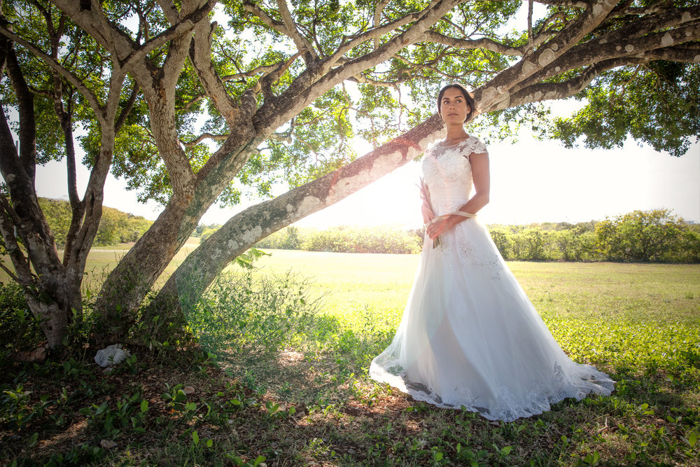 beautiful summer garden wedding capped sleeves wedding dress with floral lace details