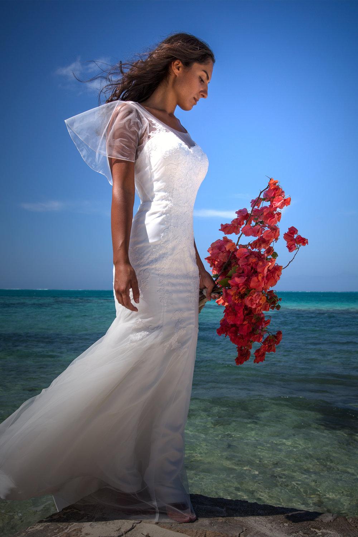 high quality custom made wedding dress under $1000