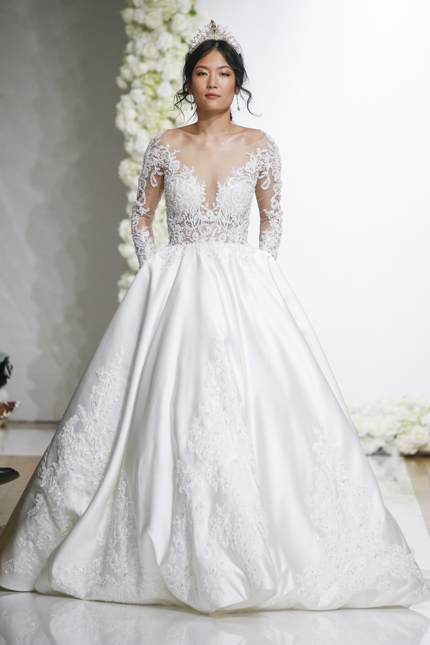 Our Favorite Wedding Dress Trends For 2019 Lyra Vega Bridal