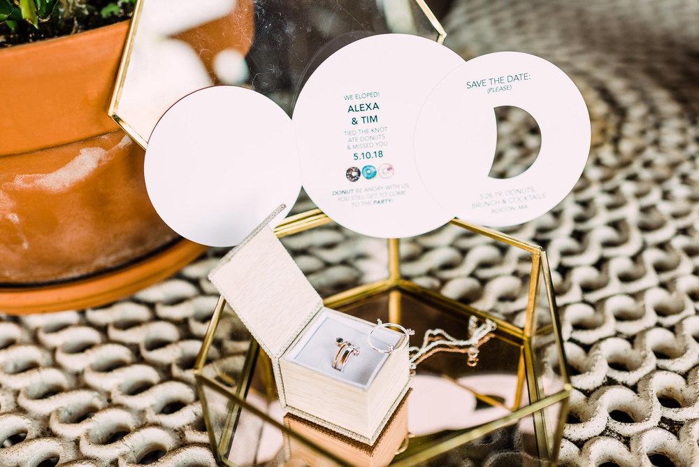 DIY wedding signage unique easy DIY for wedding on a budget for modern bride
