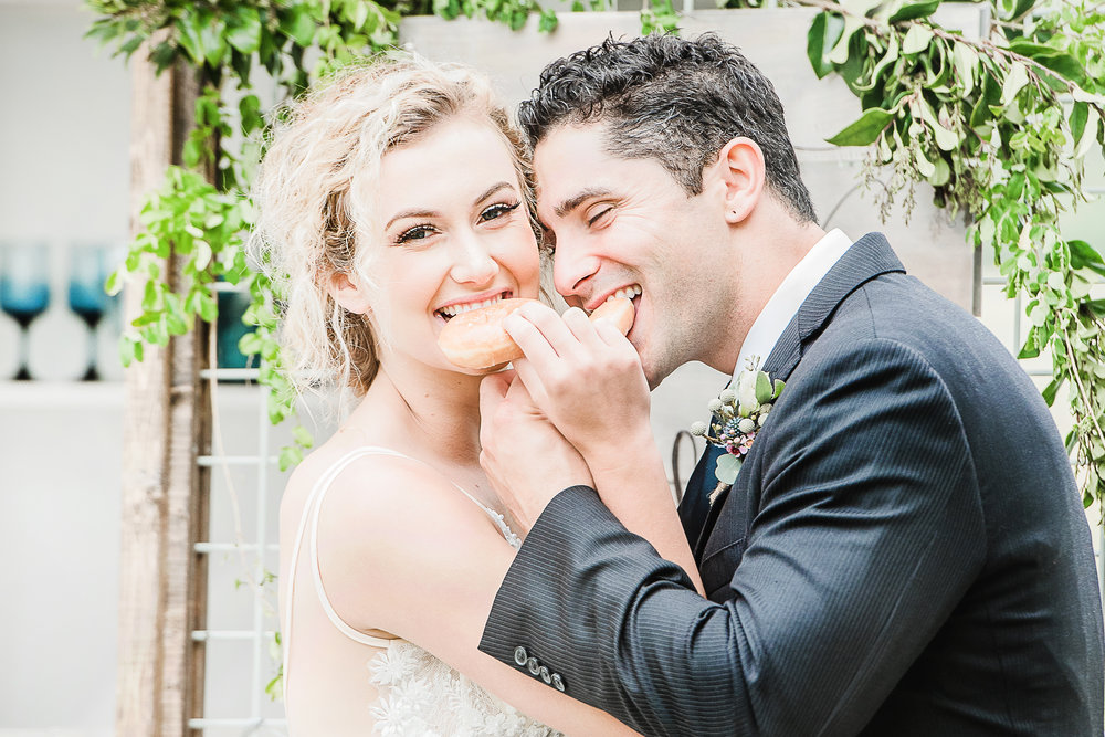 fun wedding photo inspiration natural hair and makeup for wedding bridal makeup