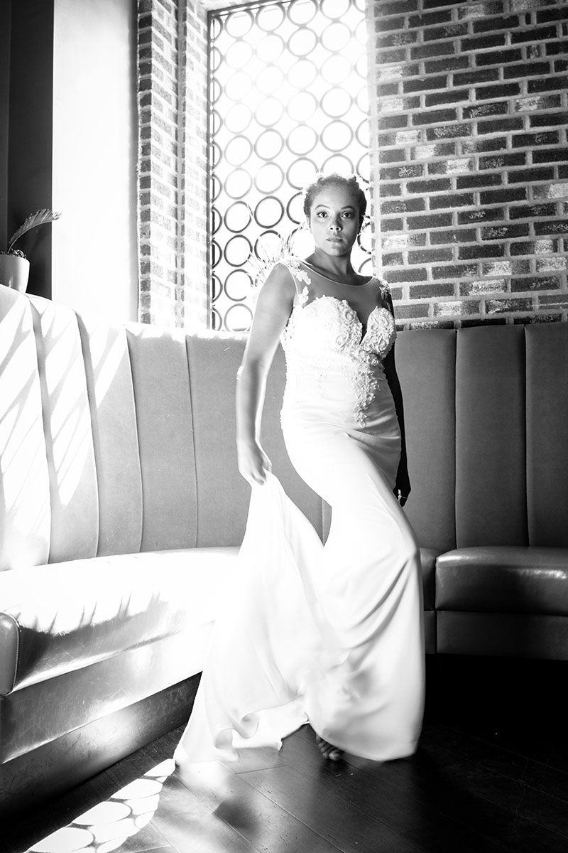 gorgeous black and white wedding photoshoot affordable custom made wedding dress changing the bridal industry