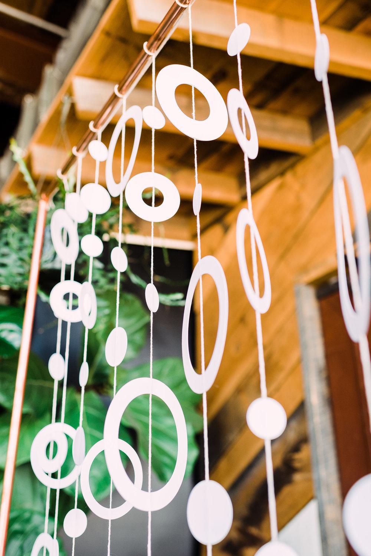 modern elopement eloping simple summer wedding