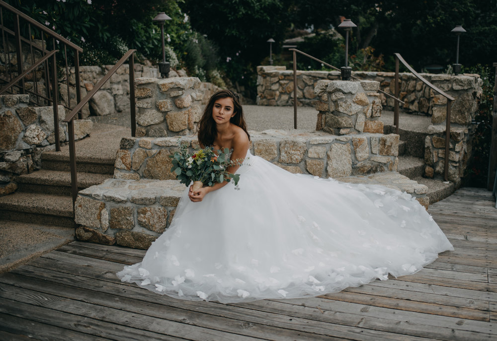 luxury resorts wedding summer wedding custom made affordable wedding dress