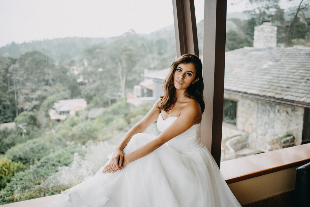 luxury resorts summer wedding photoshoot clean simple wedding dress under $1000