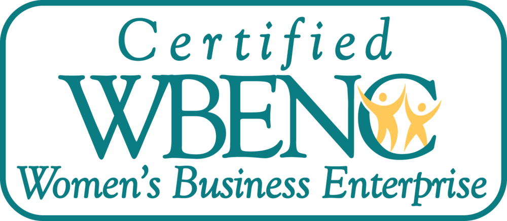 Proud Certified Woman Owned Business  -