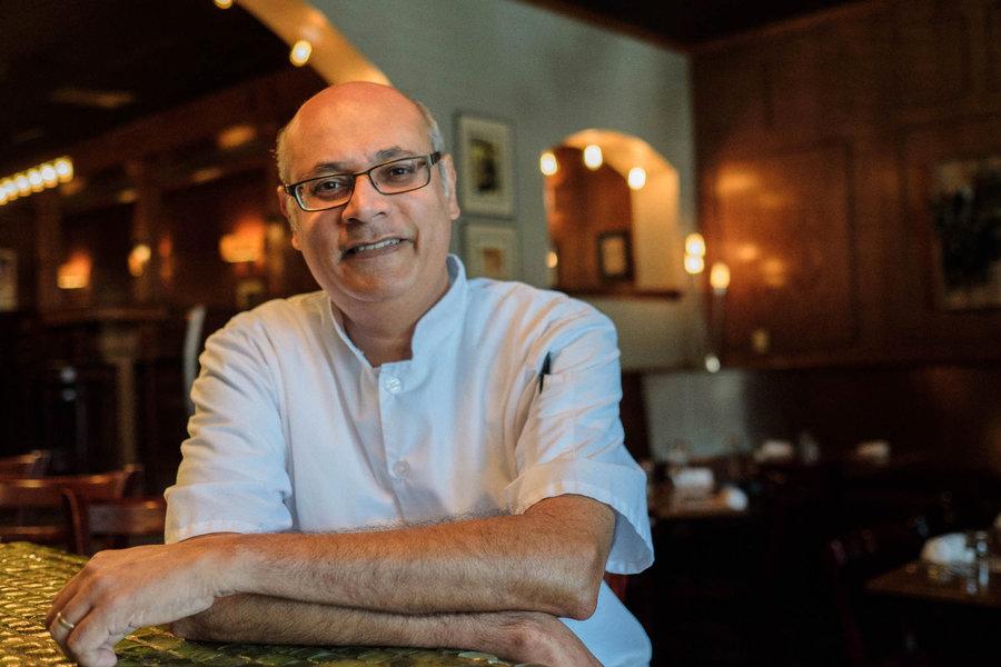 Chef Vish Bhatt