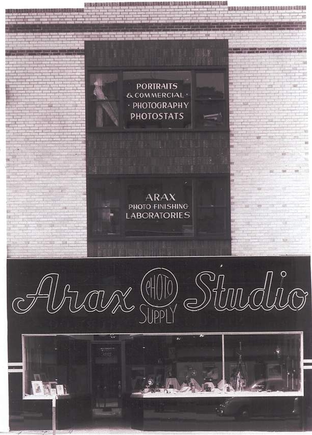 The Arax Photographic Company, Poughkeepsie, New York, circa 1940