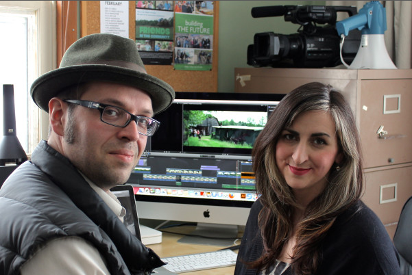 Sean Buk and Michelle Annette Tremblay of WORDBIRD MEDIA will attend the Belleville Doc Fest.