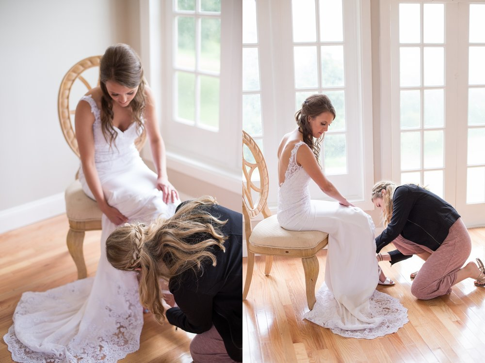 Always down to help a bride out :) (see what I did there?)