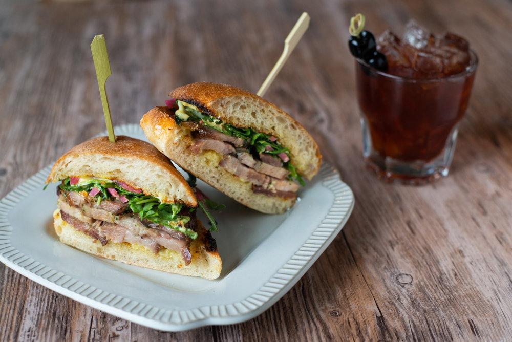 Slow Roast Pork Sandwich + Manhattan Pairing-2.jpg