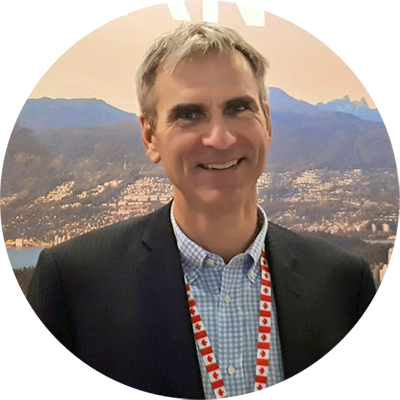 Dr. Brian Westerberg,otolaryngologist and IFOS 2021 Bid Committee President