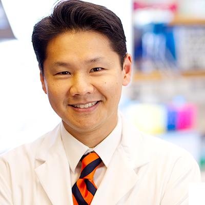 Dr. Ben Chew, Associate Professor of Urology at UBC