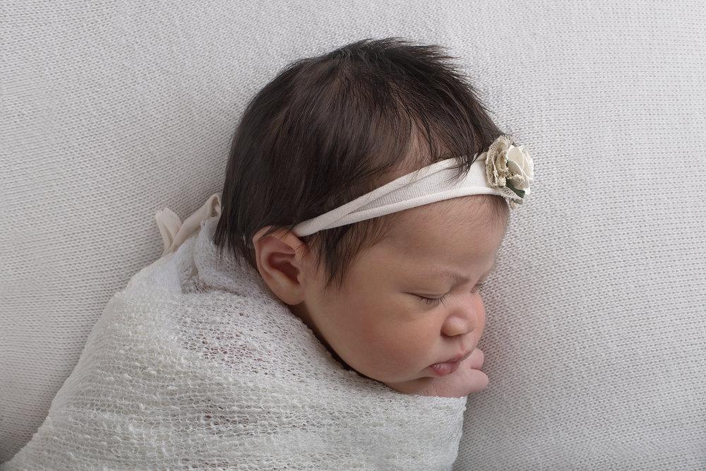 Newborn Baby Photography near Stow, MA.