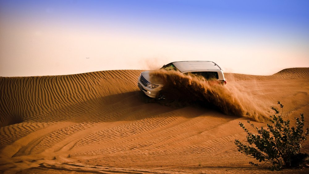 Desert Safari - Enjoy a thrilling adventure of dune bashing followed by an evening of traditional Arabian charm with local performances and delicacies.Date: 7th December 2018Time: 3:00 pm - 9:00 pmPrice: Complimentary