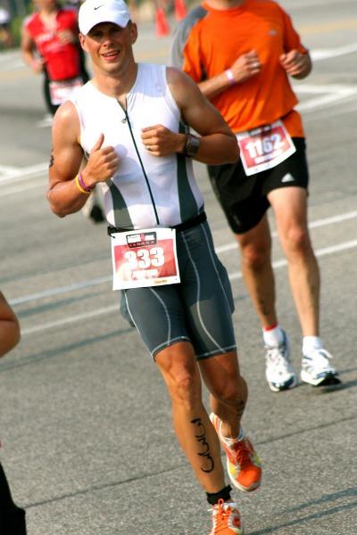 sTILL RUNNING, BUT IN A LOT OF PAIN -