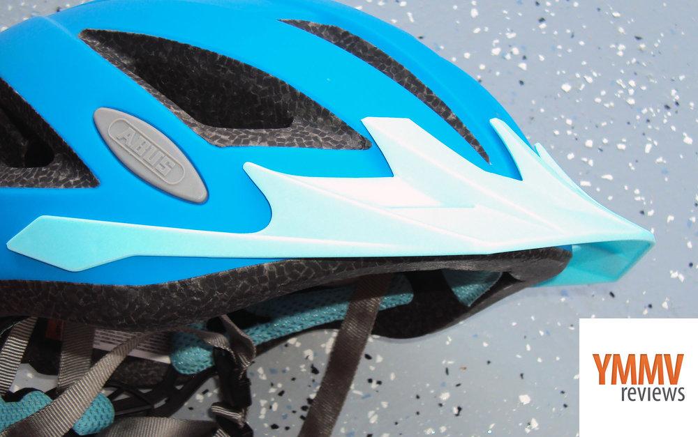Removable visor -