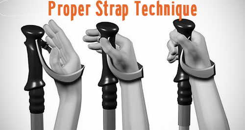 Proper Strap Technique -