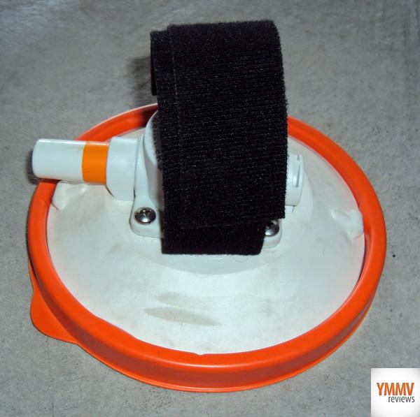 Rear Wheel Holder -