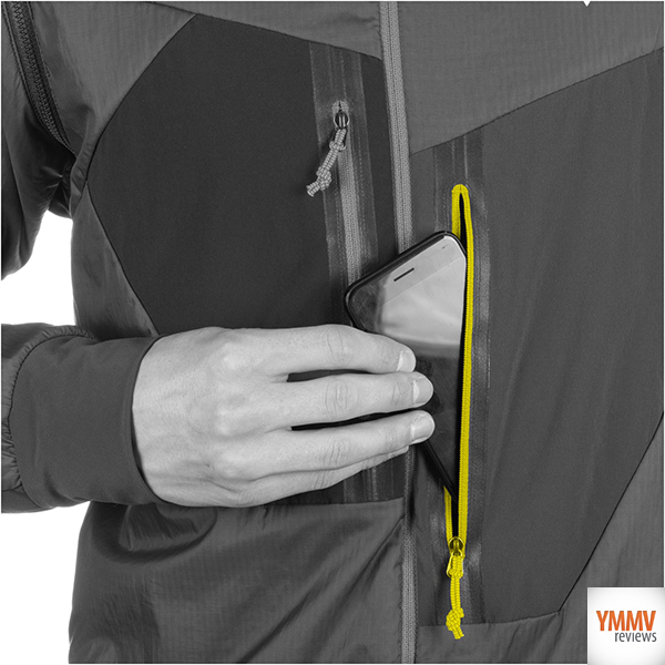Chest Pocket -