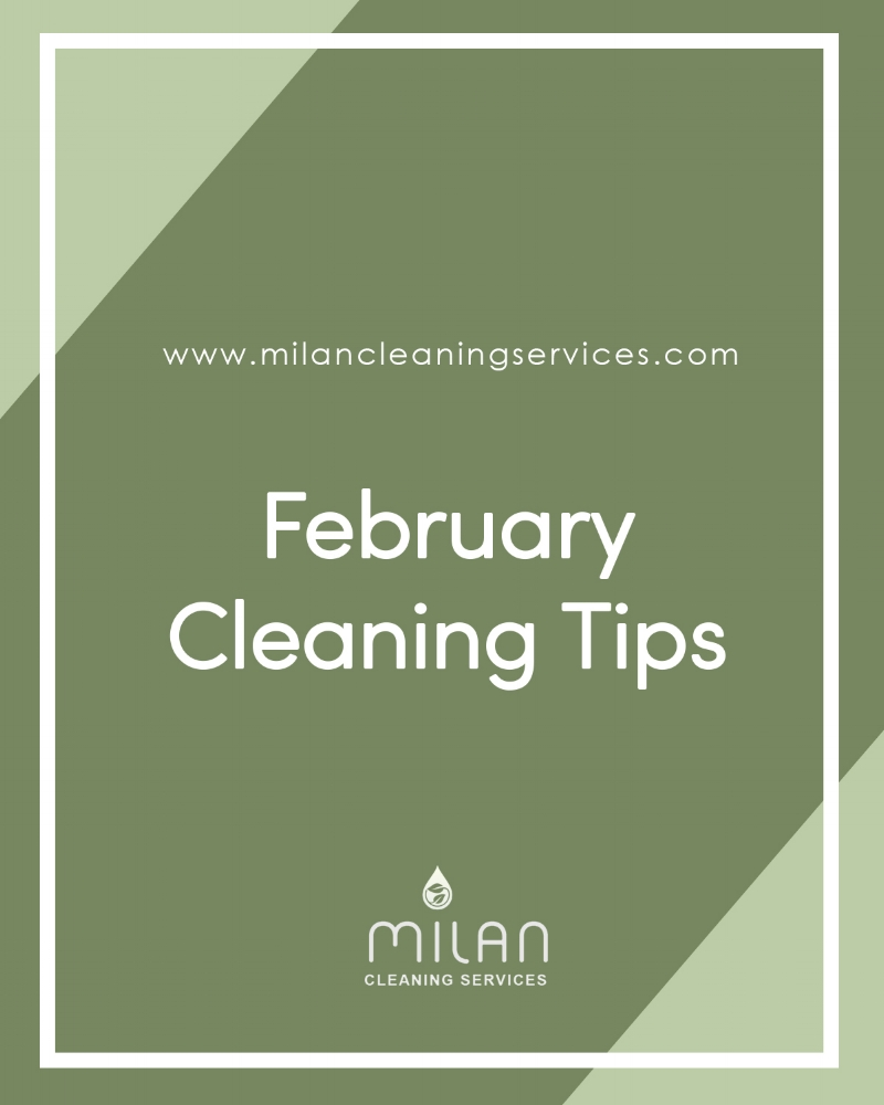 February Cleaning Tips