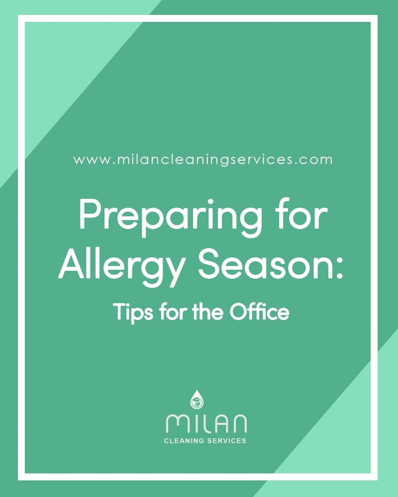Preparing for Allergy Season