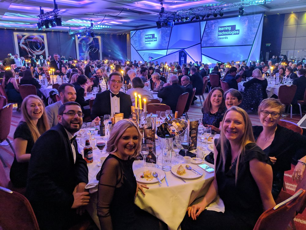 During the last few years, we've won or been shortlisted for no fewer than 10 industry awards: - Best production company of the year, iInteractive project and eLearning solution of the year.