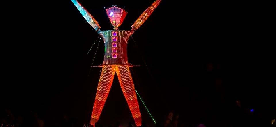 Burning Man - AUGUST 26 - SEPTEMBER 3