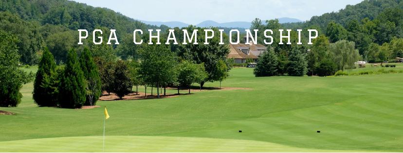 Travel to PGA Championship