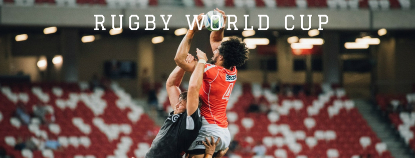 Rugby World Cup Match Tickets