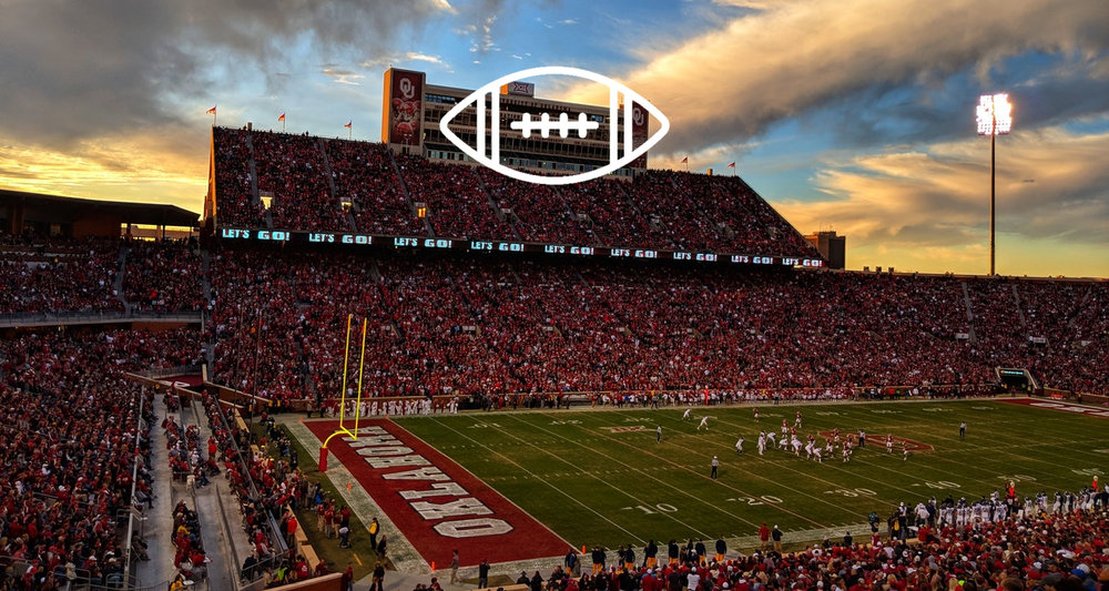 RED RIVER SHOWDOWN - OCTOBER 6