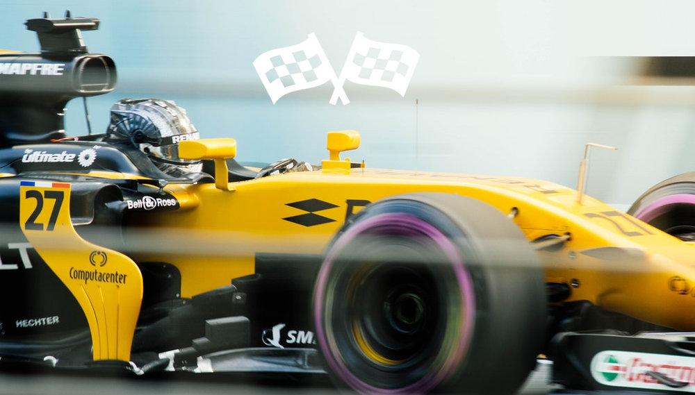 Formula 1 Racing - OCTOBER 21