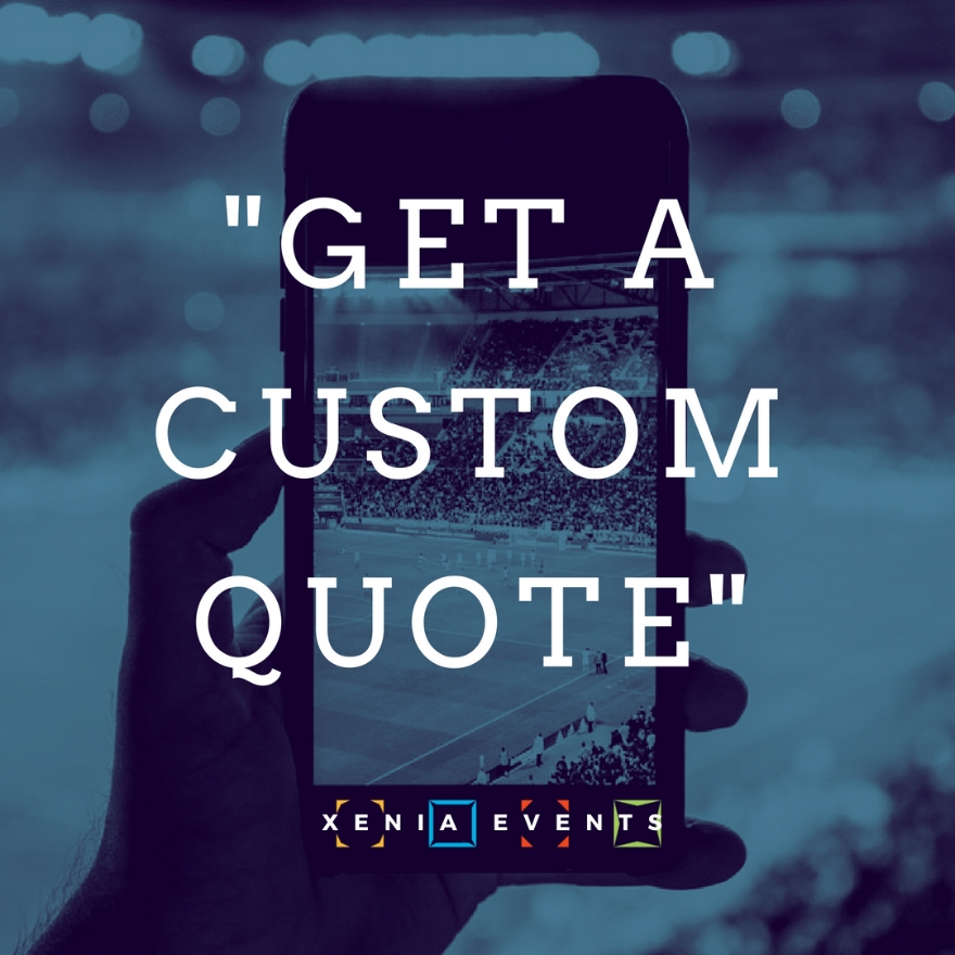 Custom Sports Travel Packages, Custom Music Travel Packages