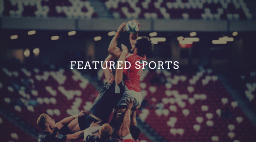 EXPLORE FEATURED SPORTS >>>