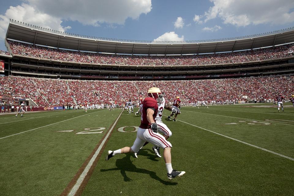 college football -