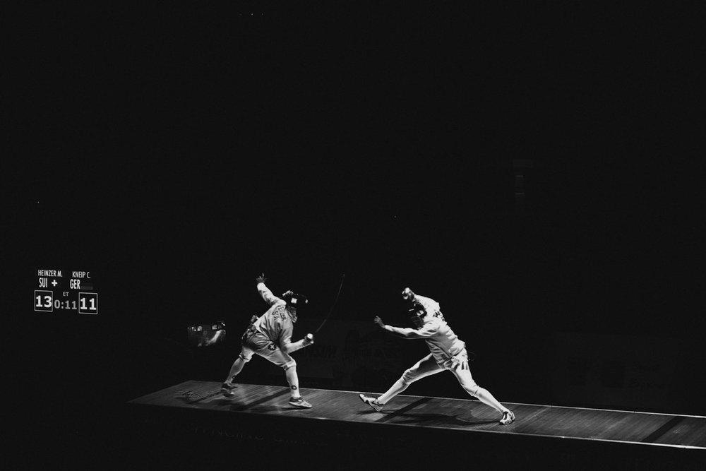 Fencing Summer Games 2020