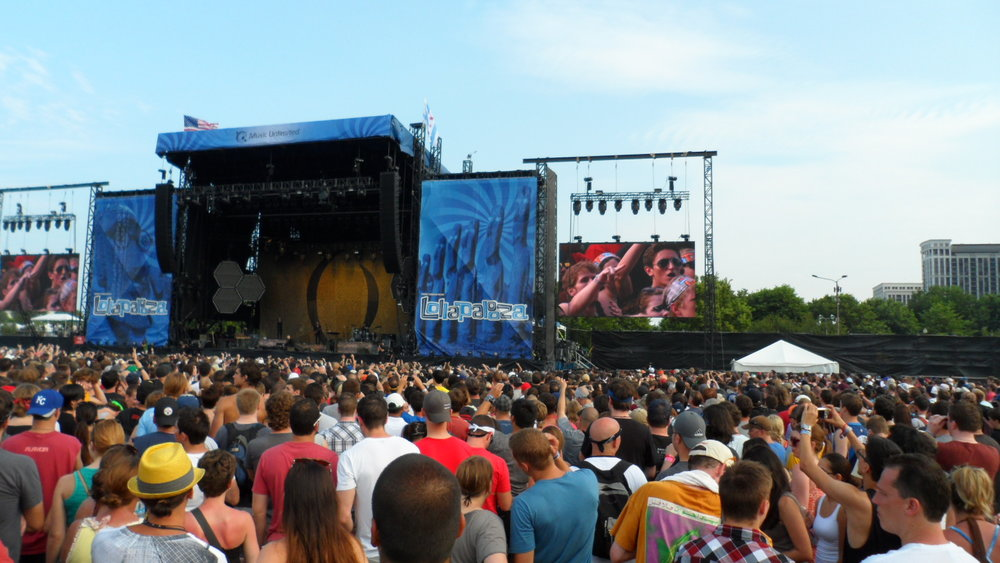 Lollapalooza - AUGUST 1-4, 2019GRANT PARK, IL