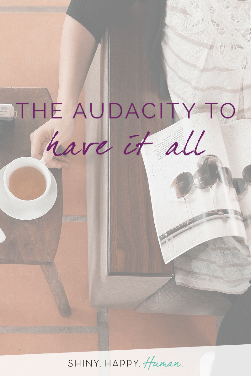 The Audacity to Have it All: Interview with Kiva Leatherman