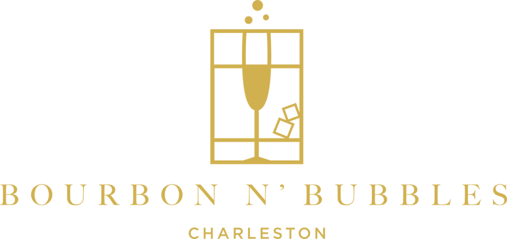 Bourbon N Bubbles  is the hottest upscale bar on Upper King Street to have your girls' night or date night. Full menu available and killer ambiance.