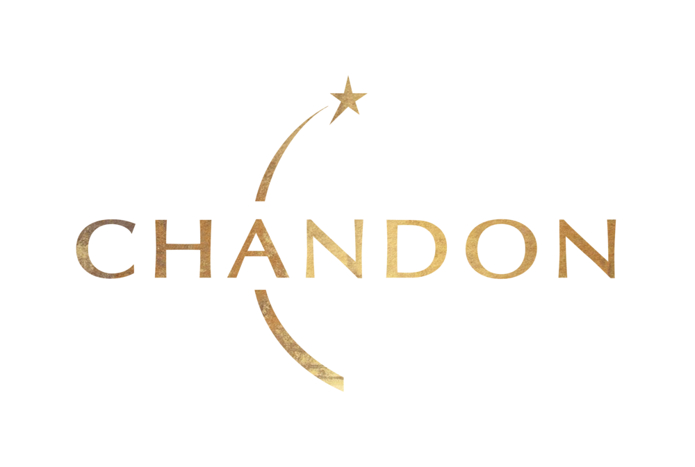 Chandon Logo - Gold Foil Black Background.png