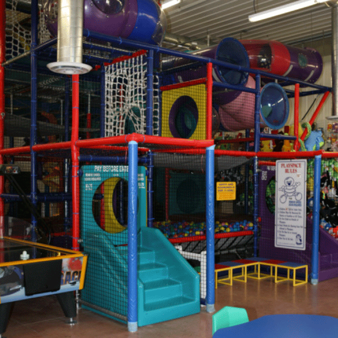 Adventure krawl - The Krawl is an 'A-Mazing' collection of tubes, slides, pits, nets and other obstacles to delight children under 58 inches tall. Located inside the air-conditioned