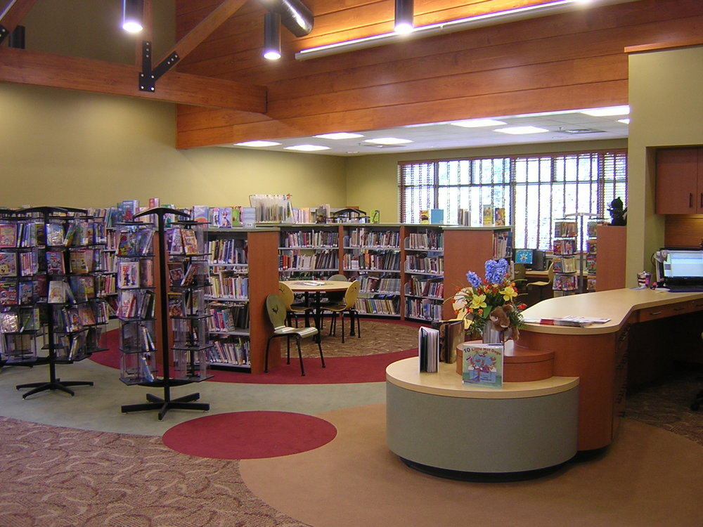 Desoto Parish Library, Logansport Branch - Logansport, LA