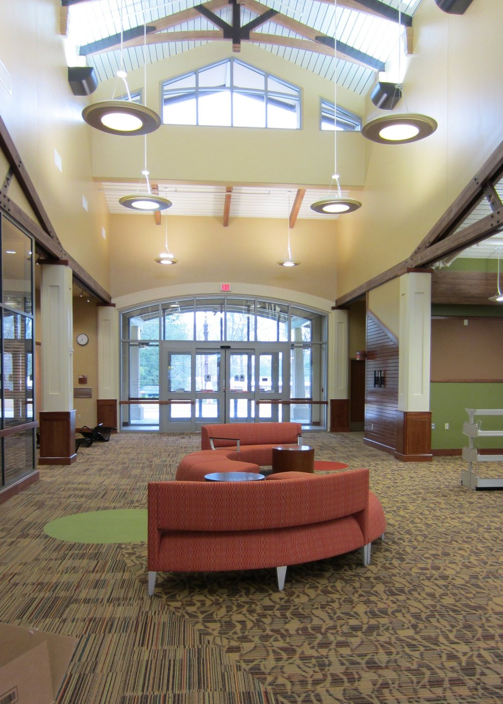 Fairwood Branch Library - Baton Rouge, LA