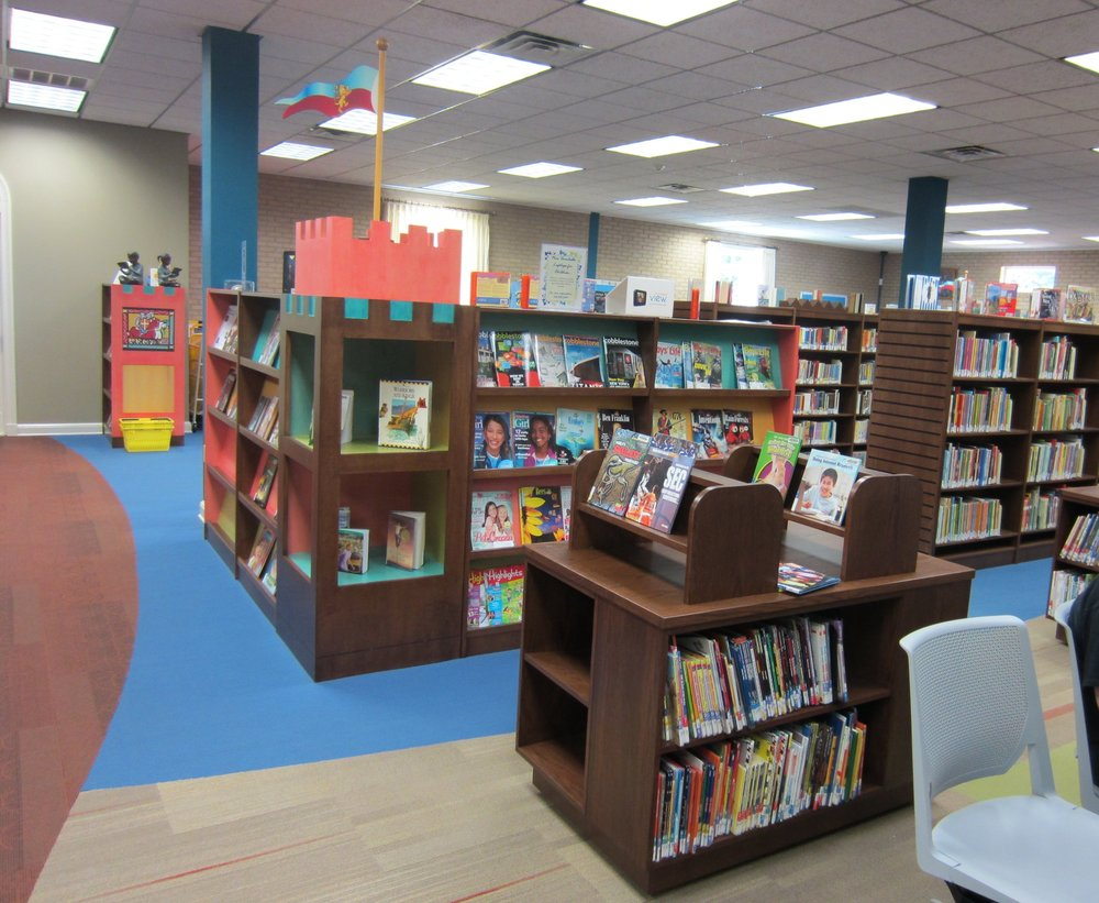 Jackson Parish Library - Jonesboro, LA