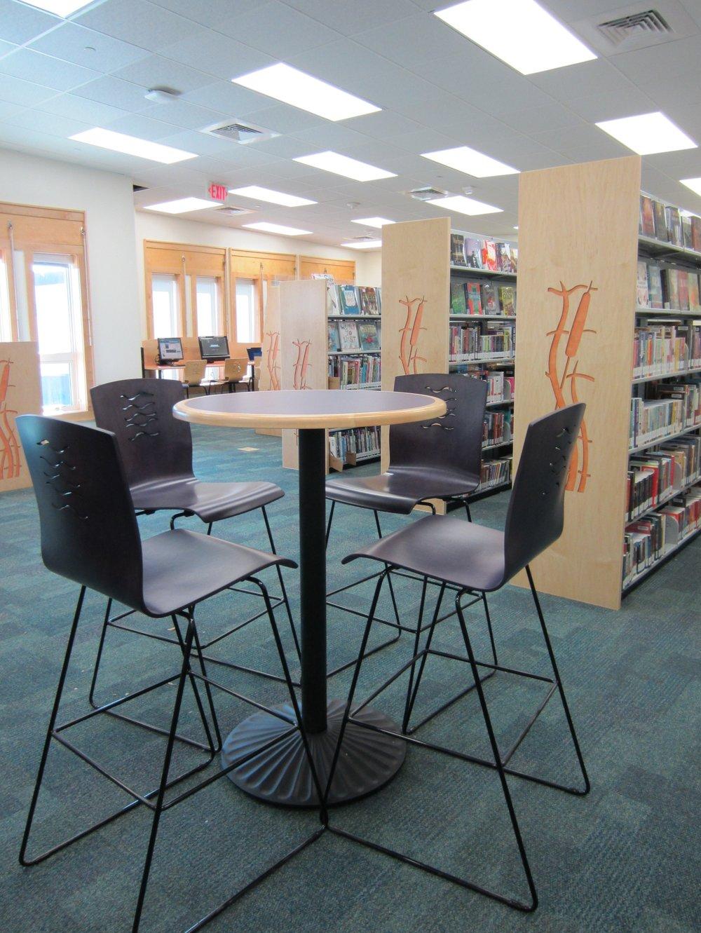 Grand Isle Library - Grand Isle, LA