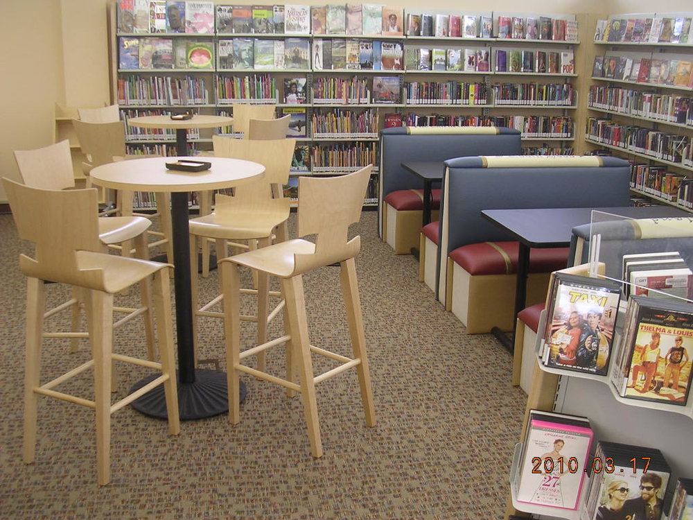 Gretna Branch Library - Gretna, LA