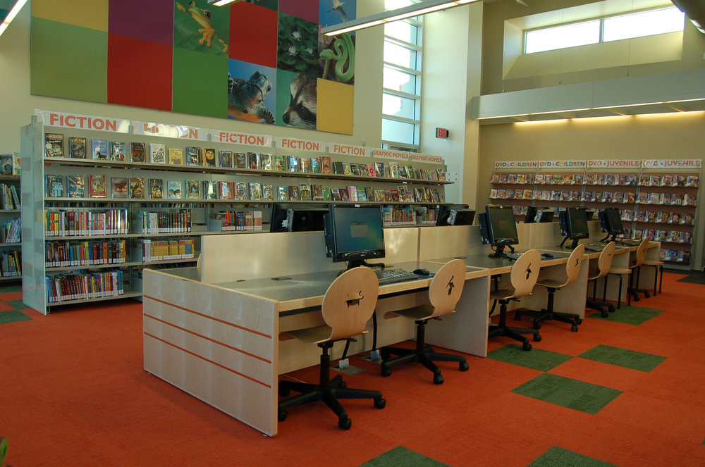 Lakeshore Branch Library - Metairie, LA