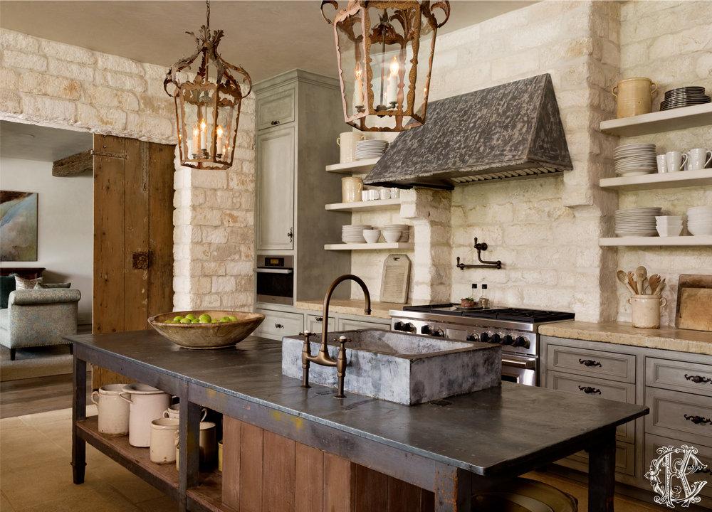 Kara Childress, Inc. designs timeless Houston home