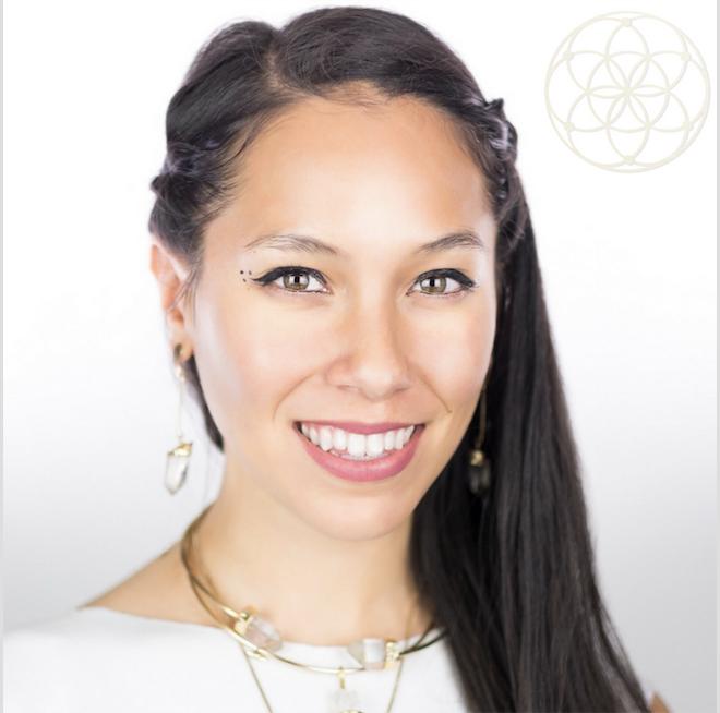 Krystal Perkins     Galactic Alchemist - CEO of Quantum Water